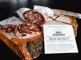 Brandt & Levie introduceert Bokworst in Goatober