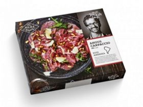 Carpaccio in assortiment The Meatlovers