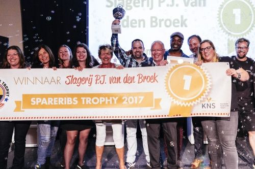Spareribs Trophy 2017